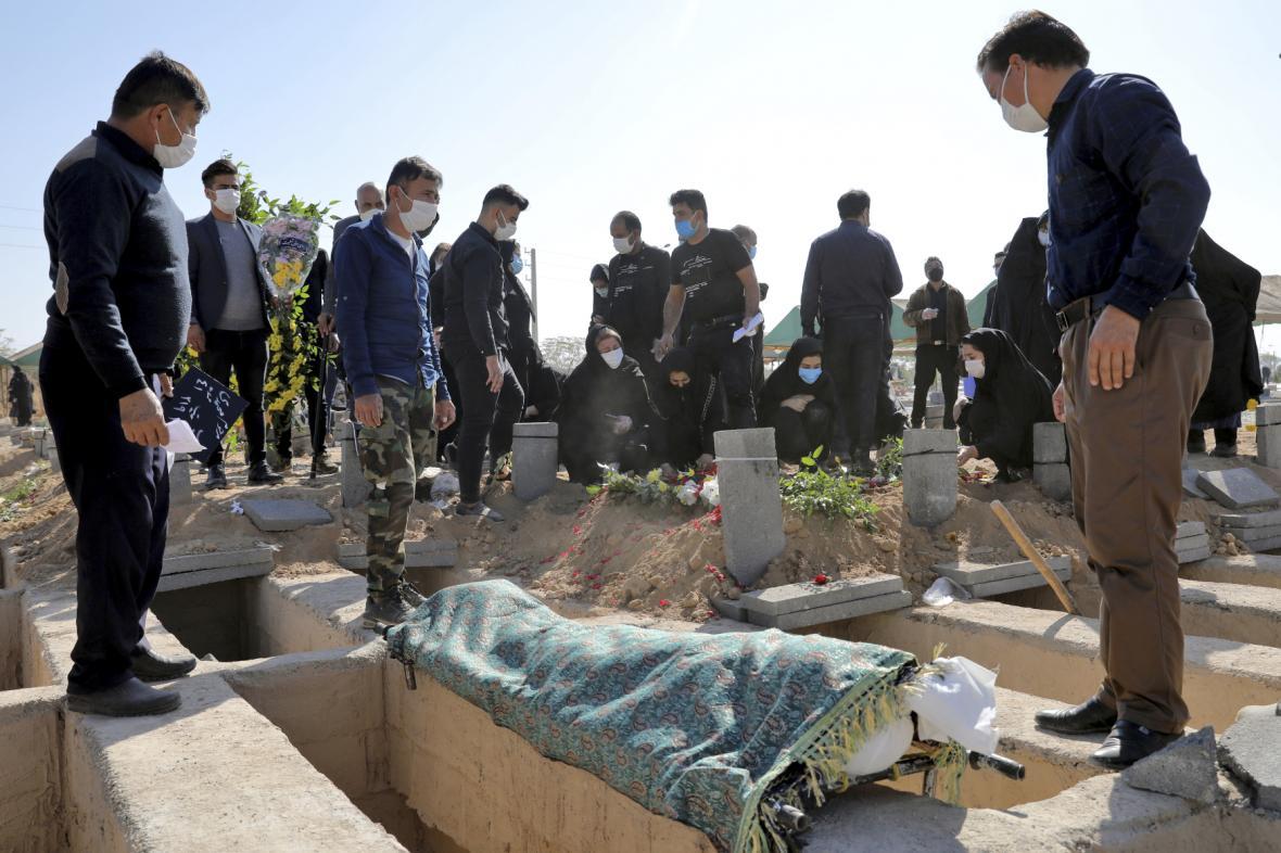 Některé blízkovýchodní země navzdory pandemii neustávají s vykonáváním poprav