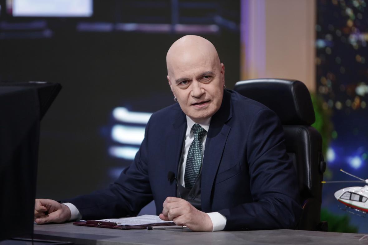 Předseda ITN Slavi Trifonov