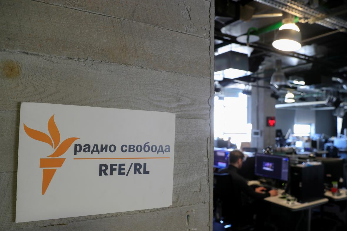 Rádio Svobodná Evropa/Rádio Svoboda v Rusku