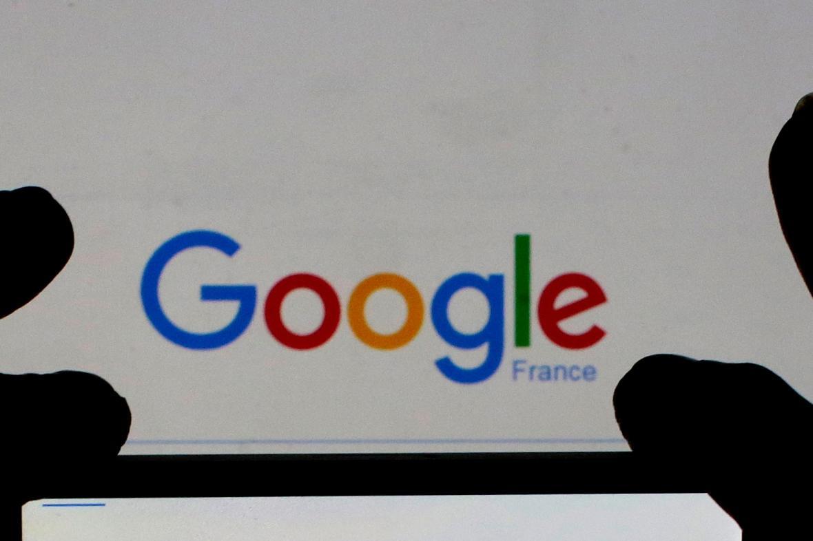 Google France, ilustrační foto