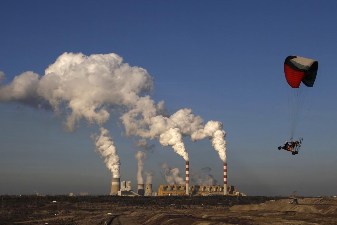 Tepelná elektrárna. Polsko, Bełchatów