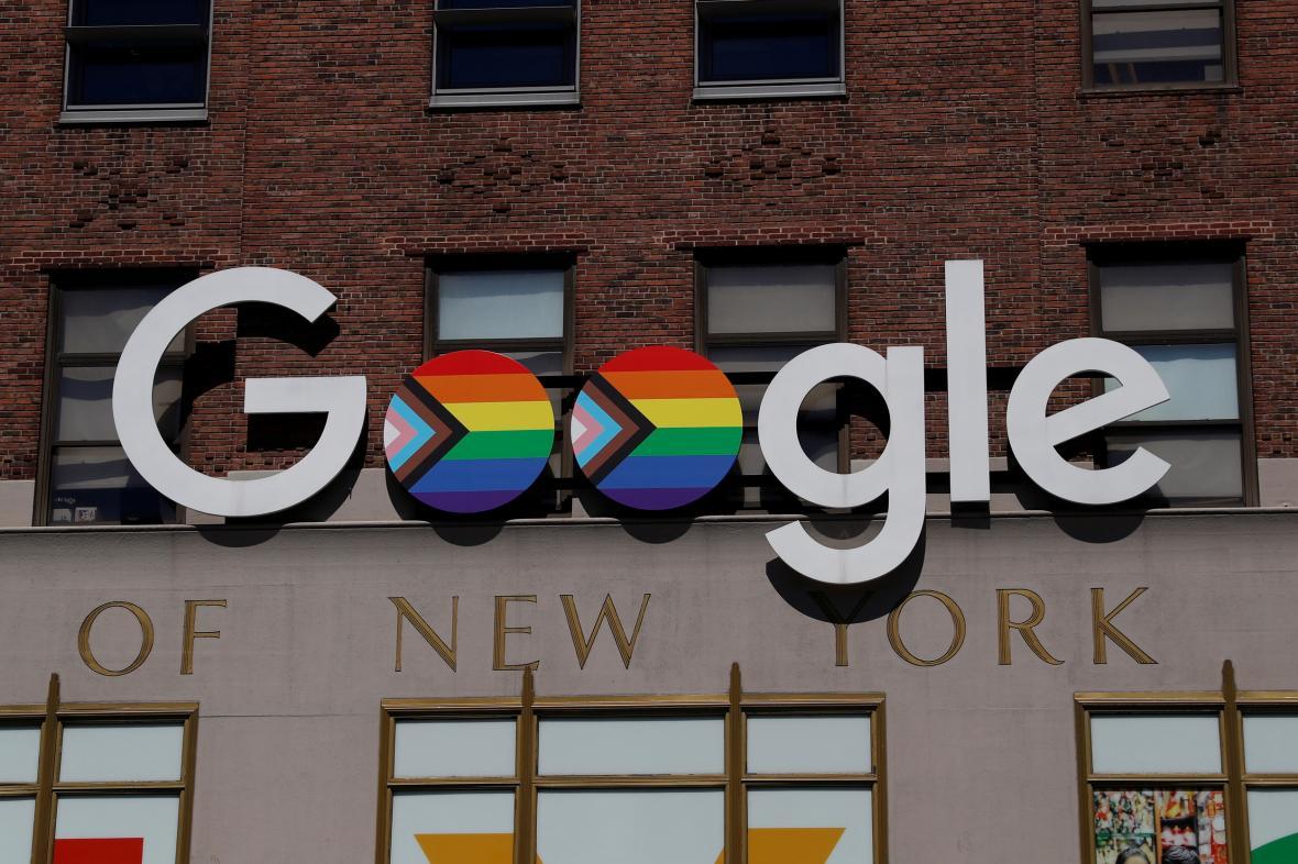 Newyorské sídlo společnosti Google