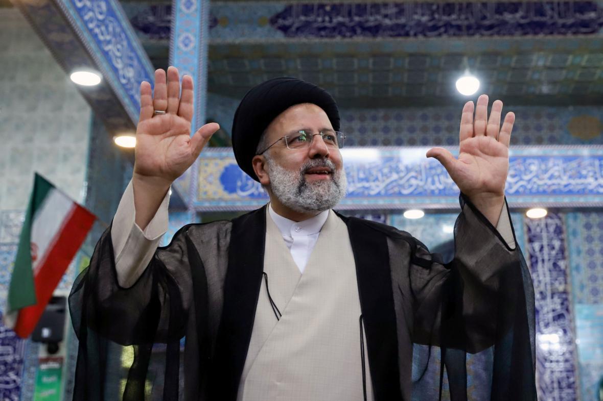 Ebráhím Raísí
