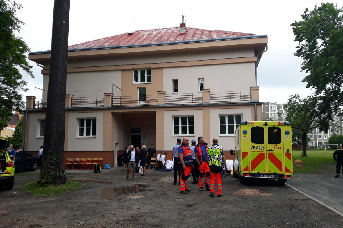 Střední policejní škola v Sokolově
