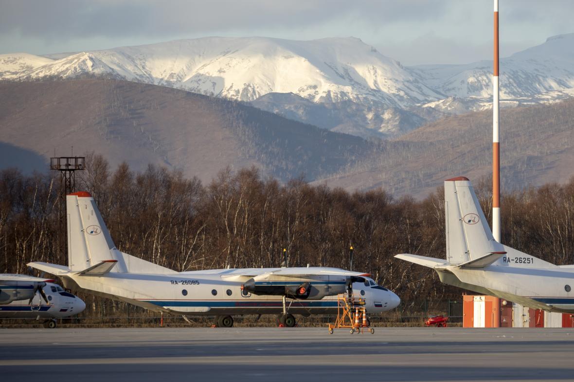 Letoun An-26 - ilustrační foto