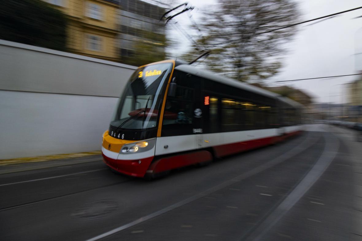 Tramvaj 15T