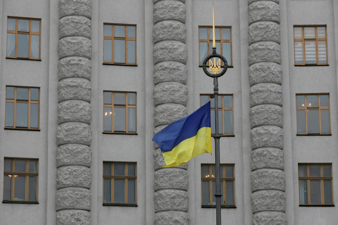 Sídlo ukrajinské vlády