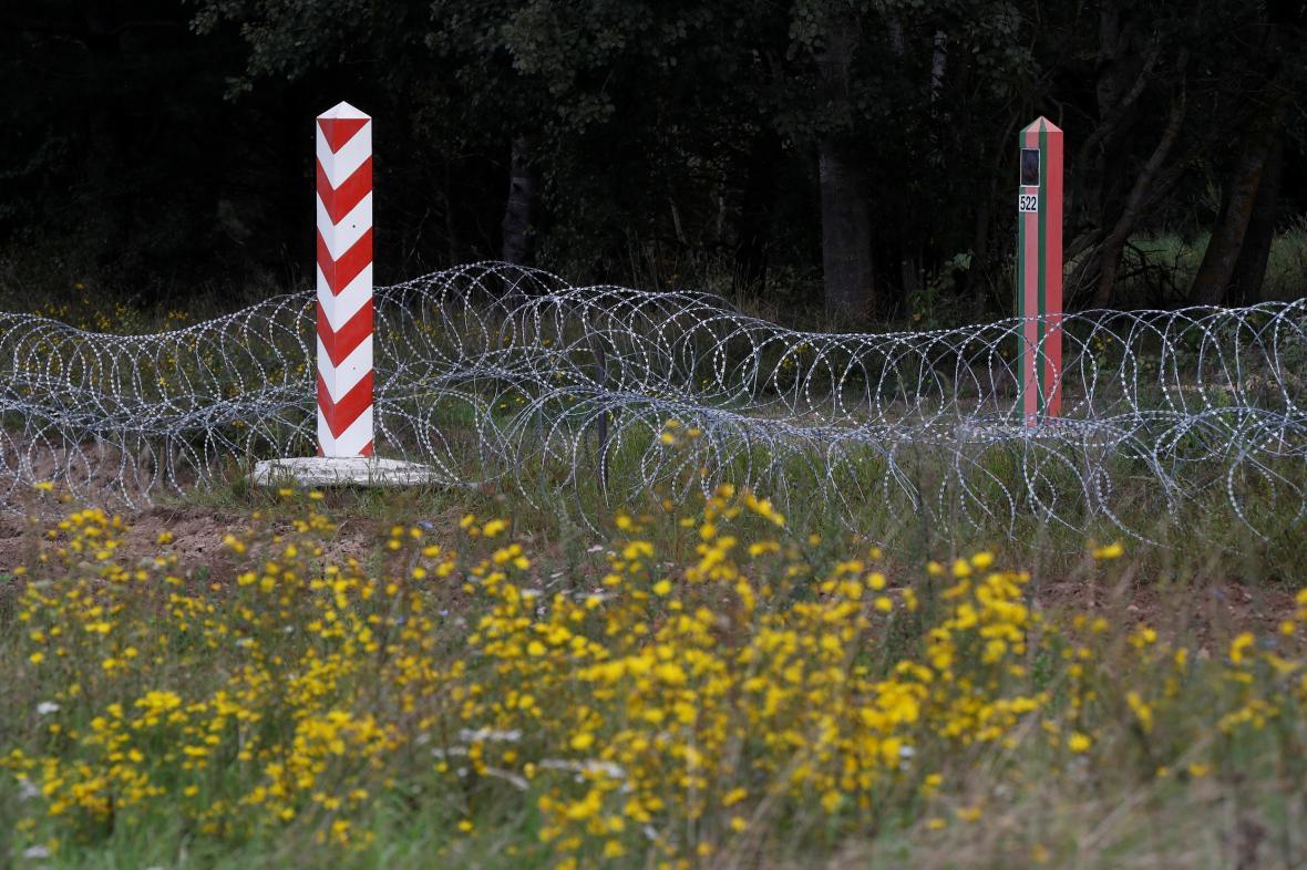 Polsko-běloruská hranice