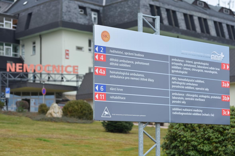 Nemocnice v Jilemnici