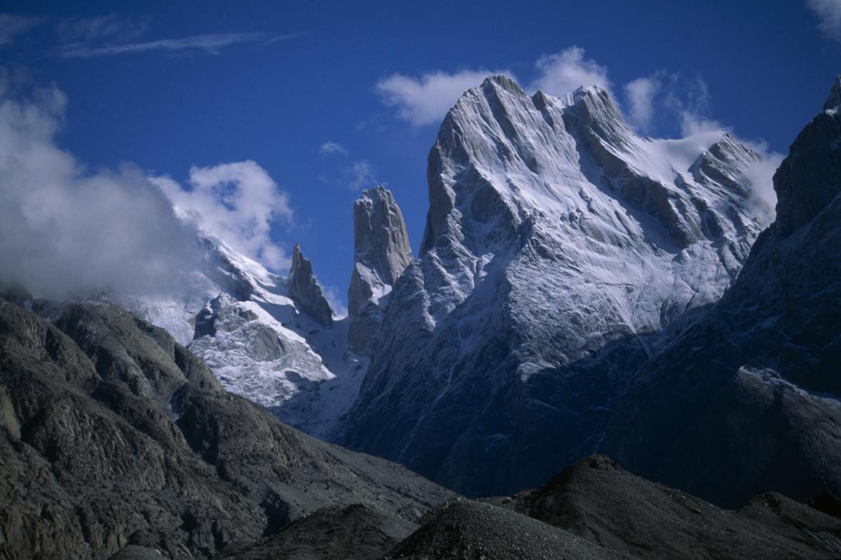 Pohoří Karákoram - ilustrační foto