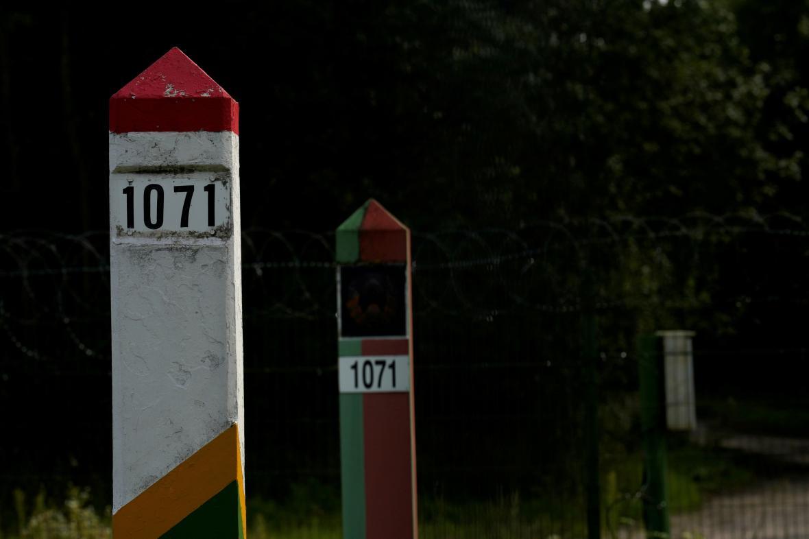 Bělorusko-litevská hranice