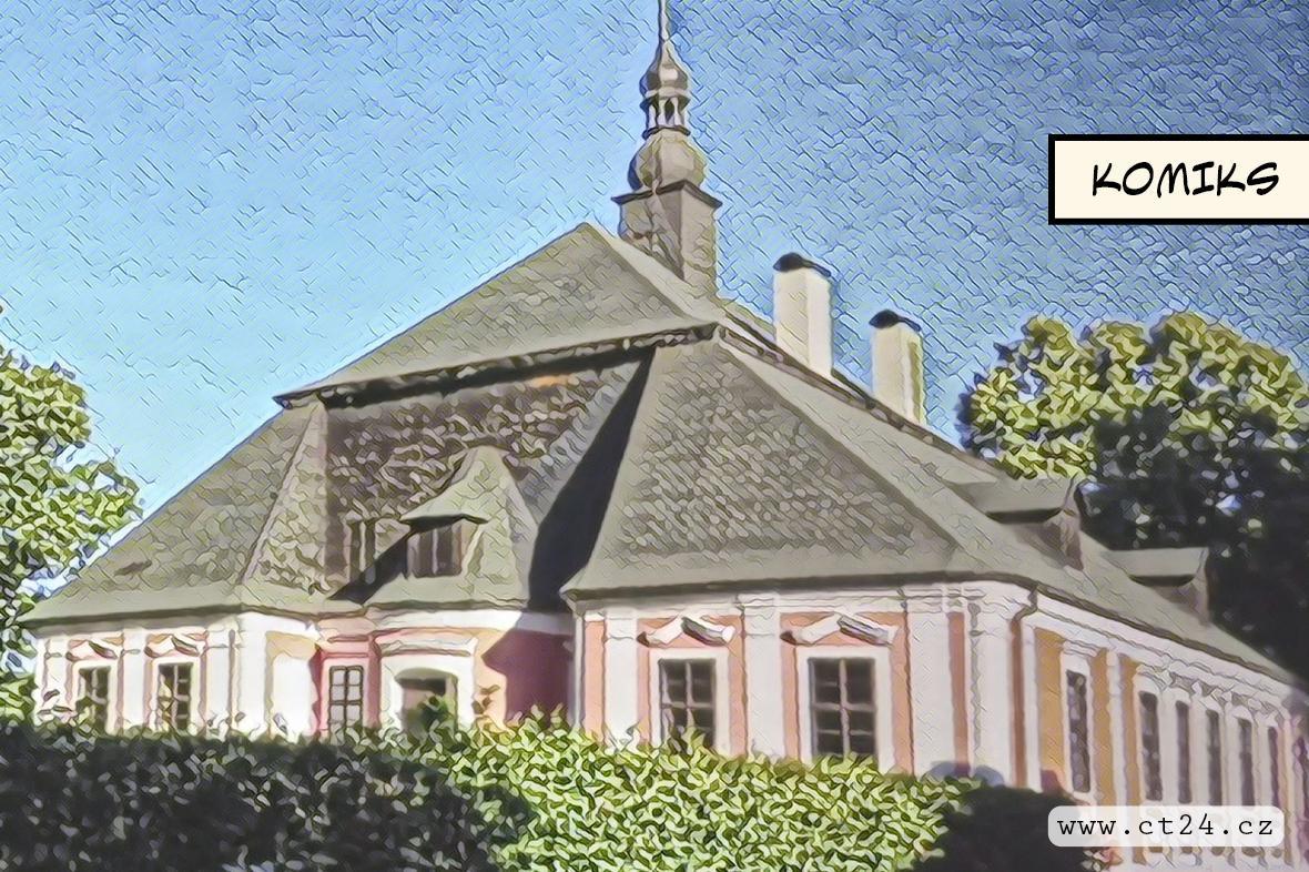 Po letech oprav majitel zámek prodává