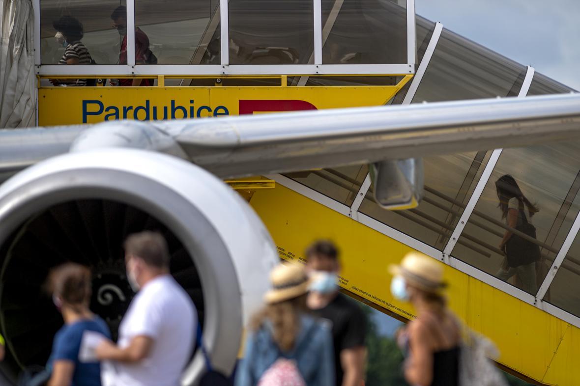 Letiště Pardubice