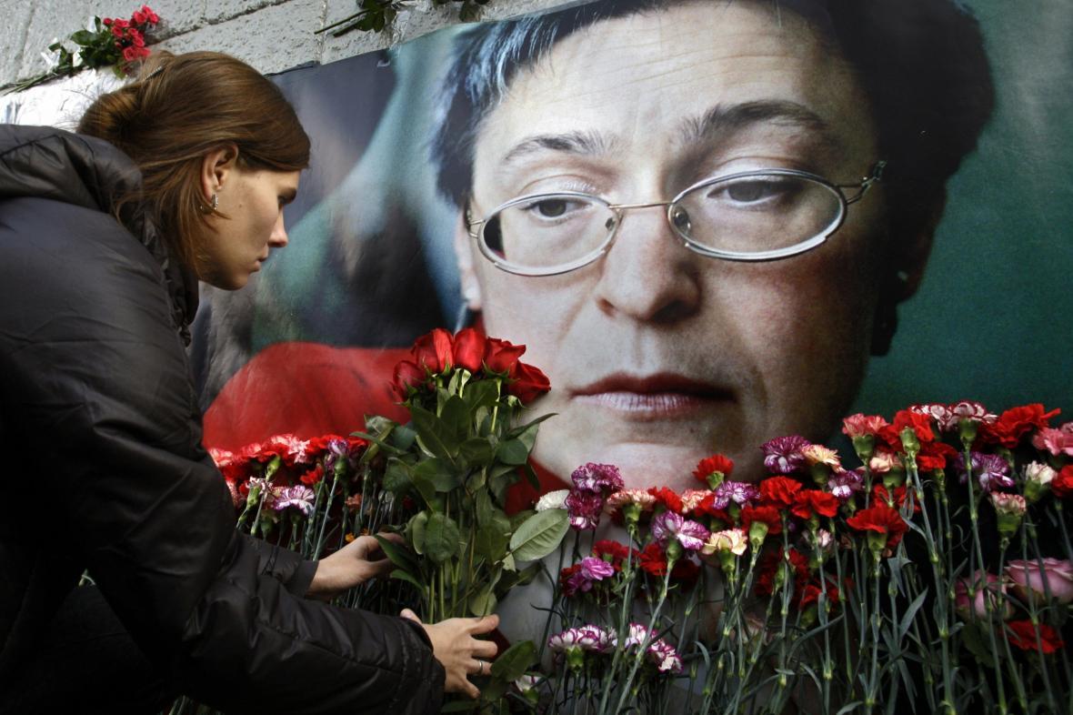 Vzpomínka na Annu Politkovskou