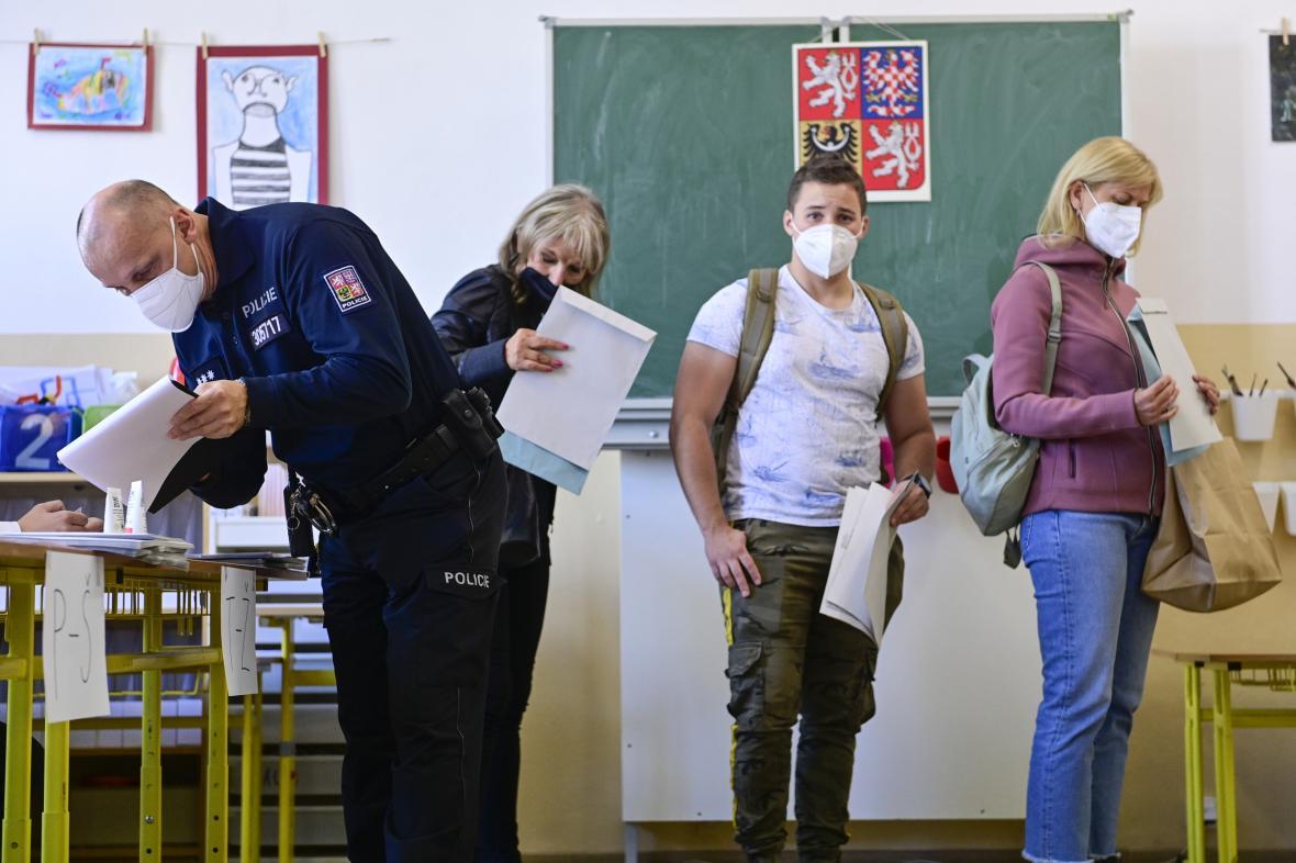 Volby v Praze