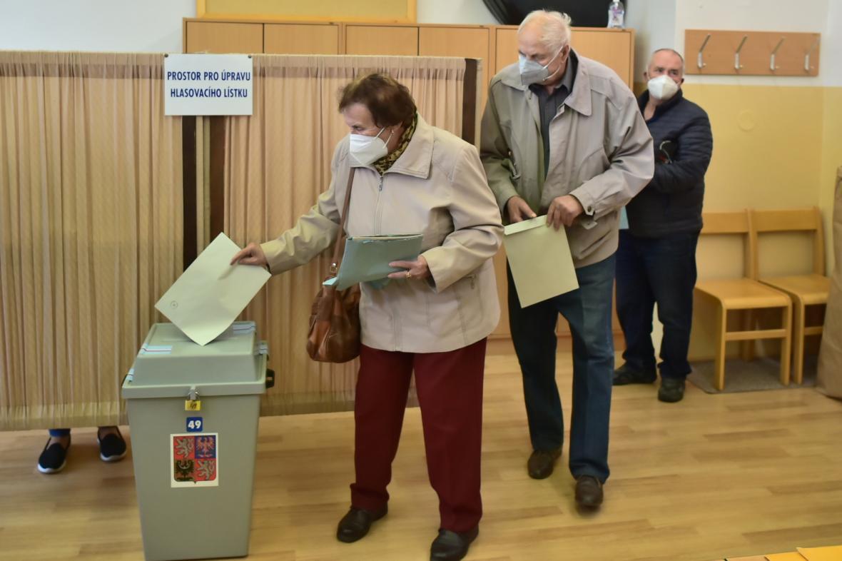 Volby v Českých Budějovicích