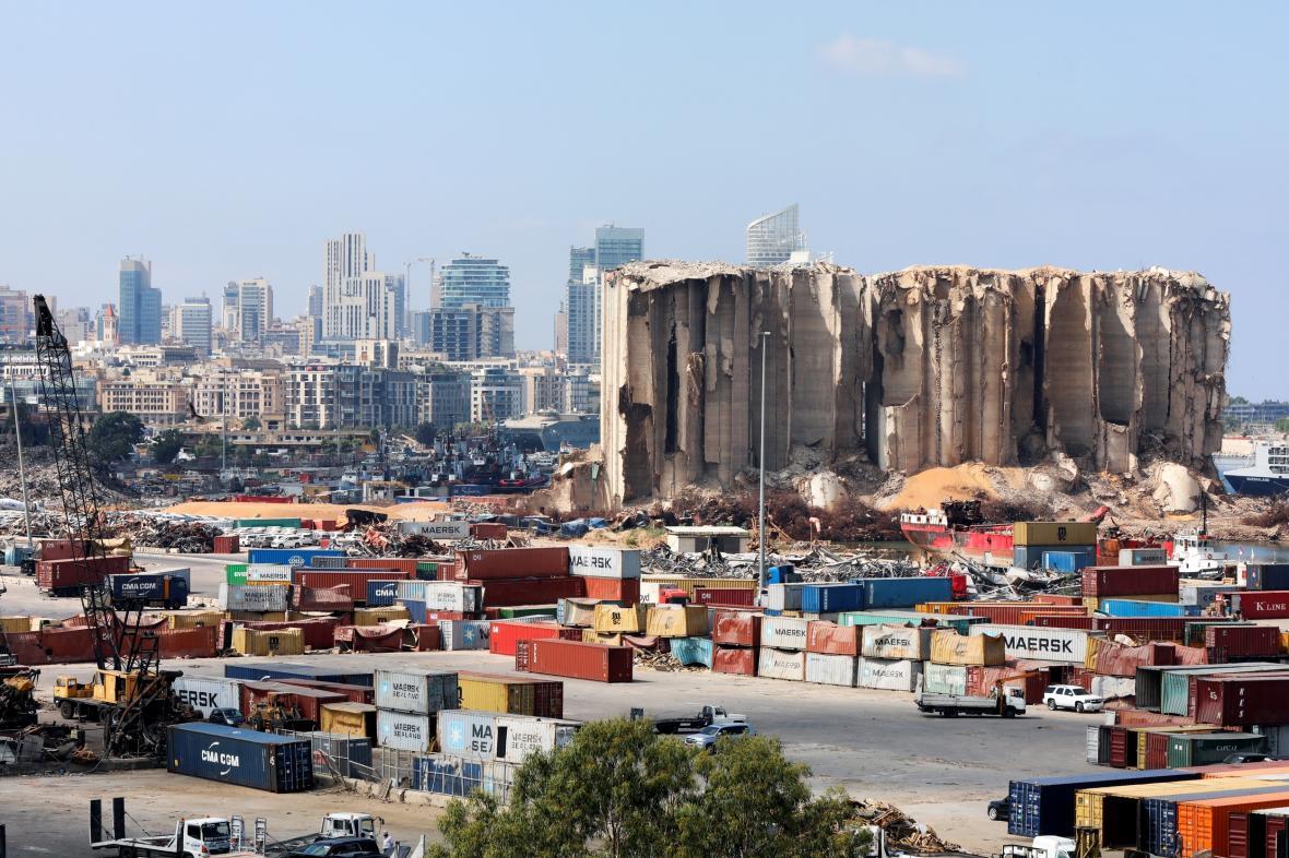 Bejrútský přístav