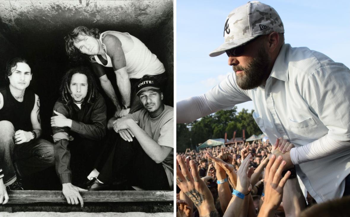 Rage Against the Machine a Limp Bizkit zahrají v Praze