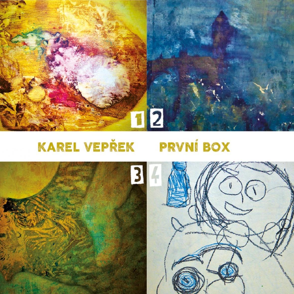 Karel Vepřek: První box