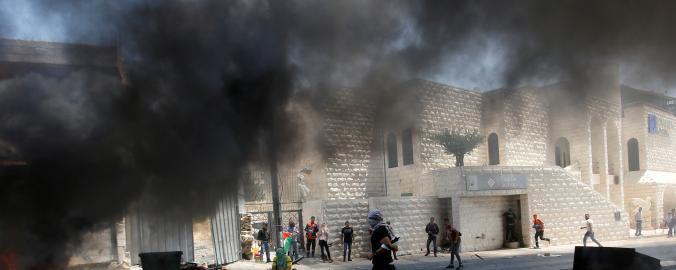 Střety v Betlémě
