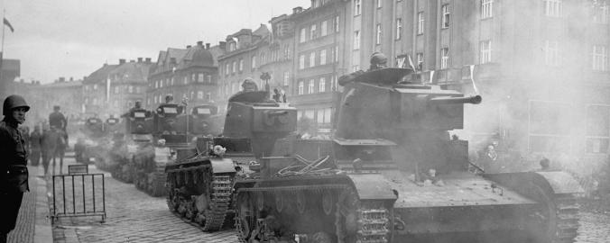 Polská vojenská intervence na území Těšínska v říjnu 1938