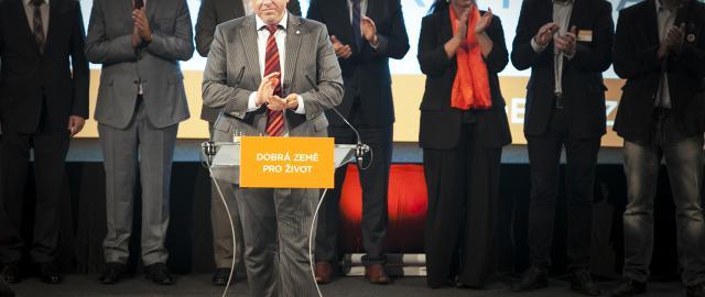 ČSSD - programová konference k volbám 2017