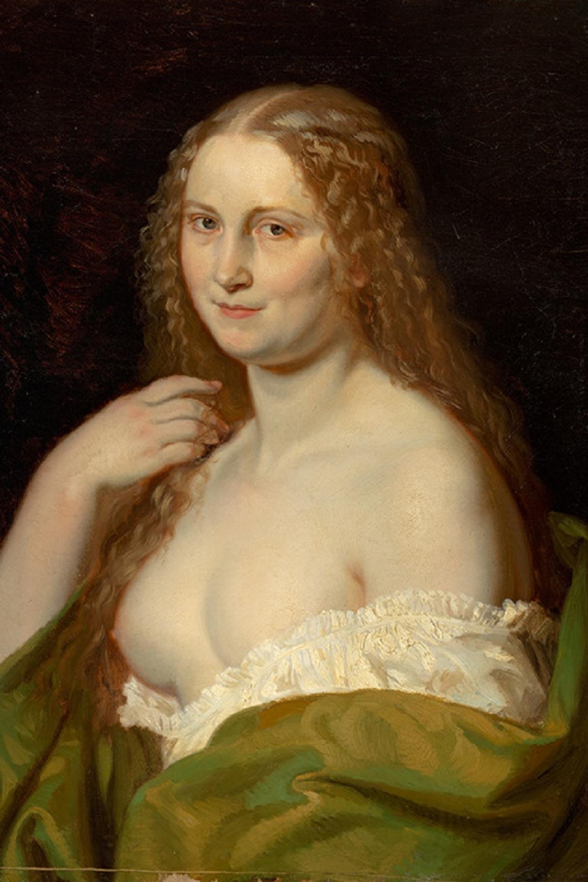 Josef Mánes / Josefina (1855)