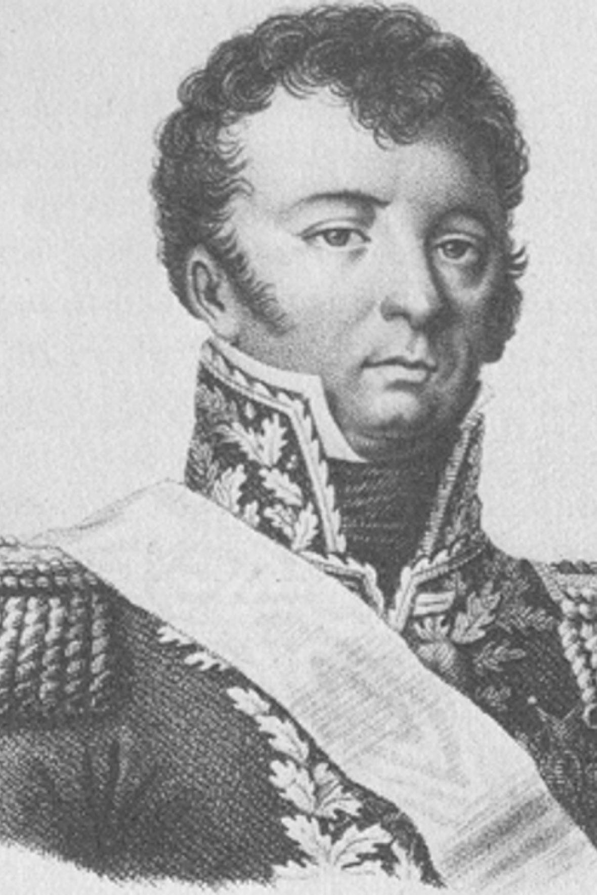 Generál Dominique Joseph Vandamme
