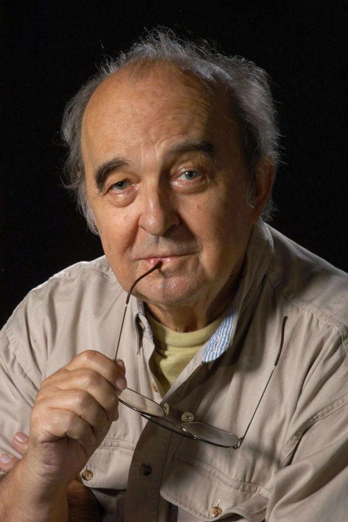 Herec Jiří Tomek