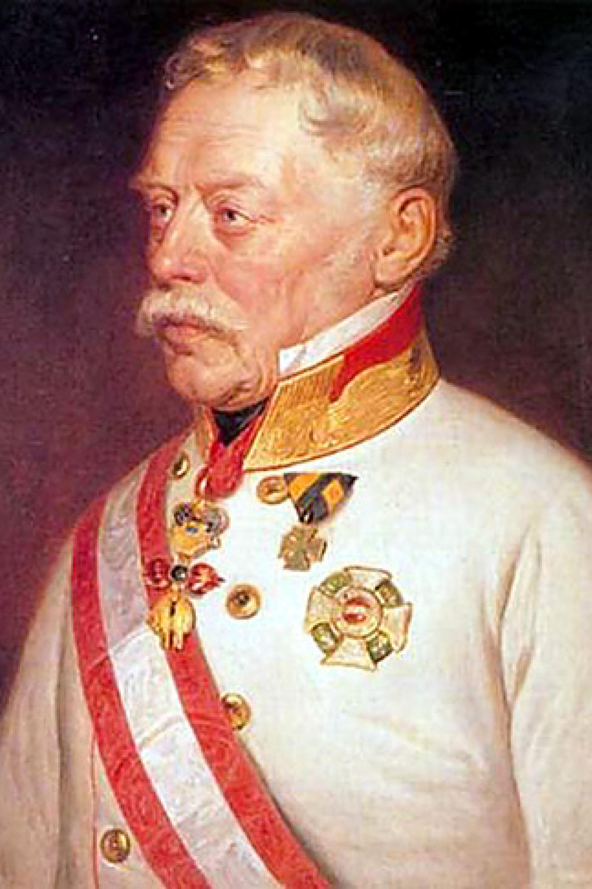 Jan Josef Václav hrabě Radecký z Radče