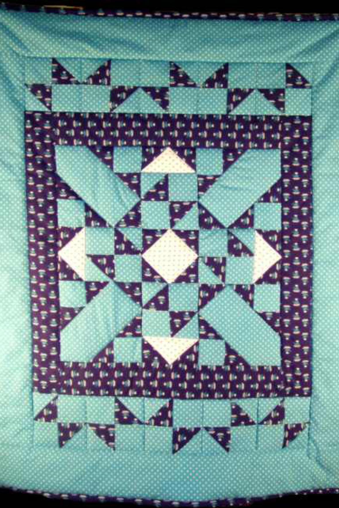 Ukázka patchworku