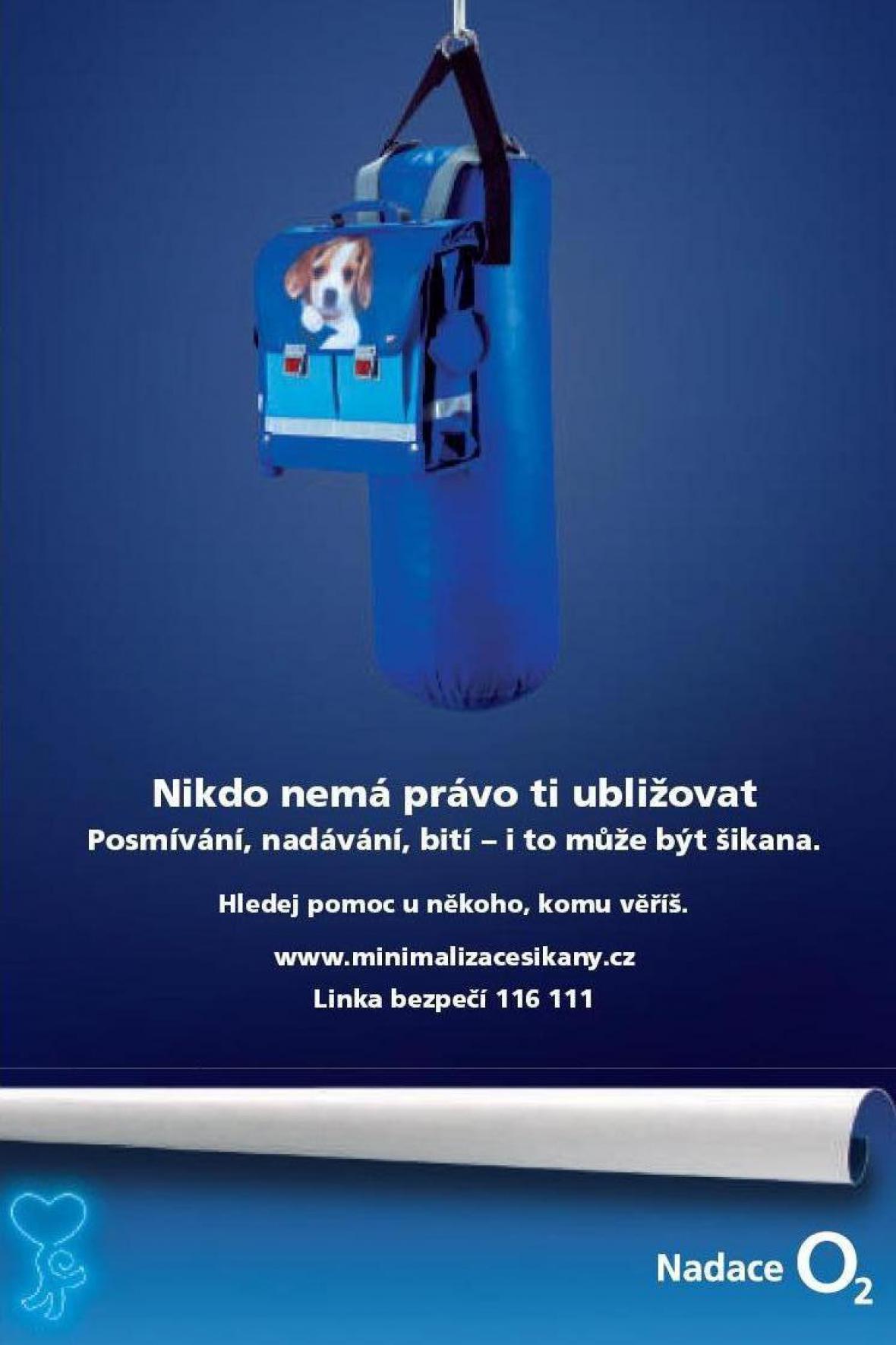 Kampaň proti šikaně