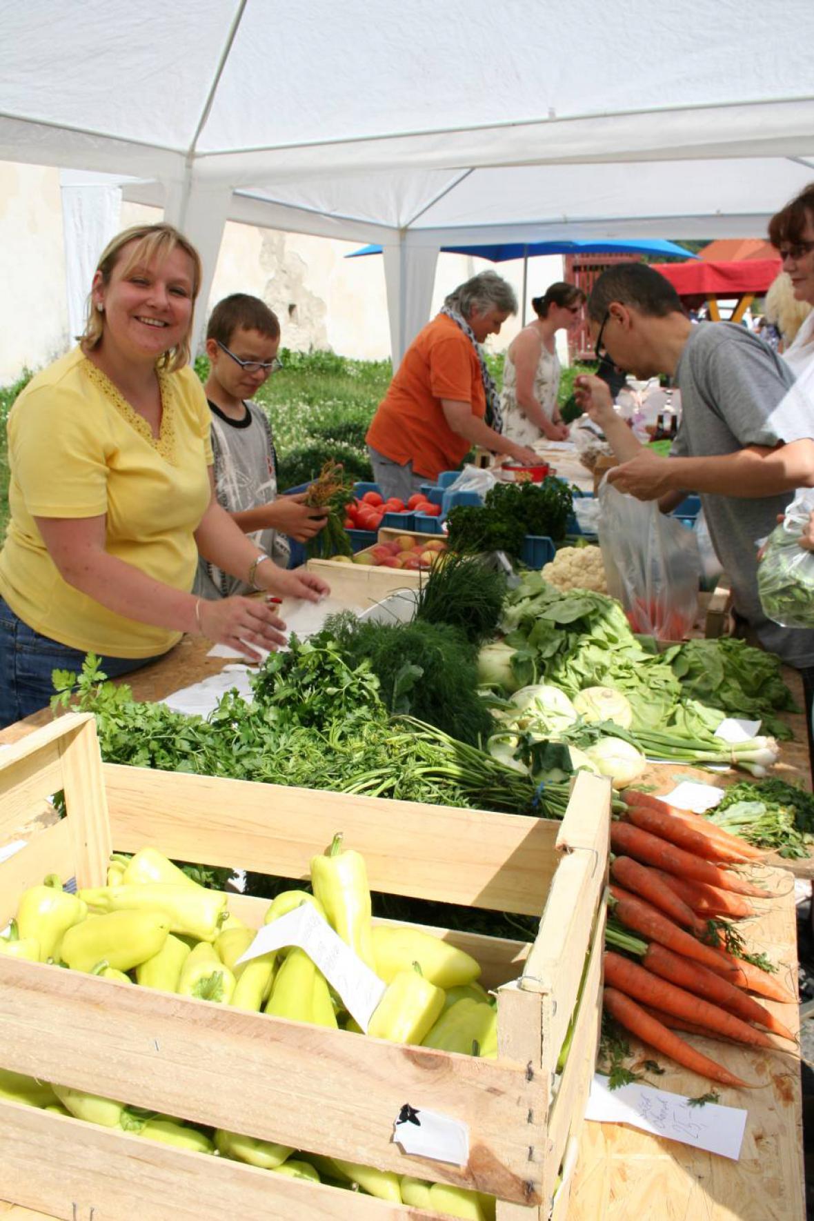Z Brdského farmářského trhu