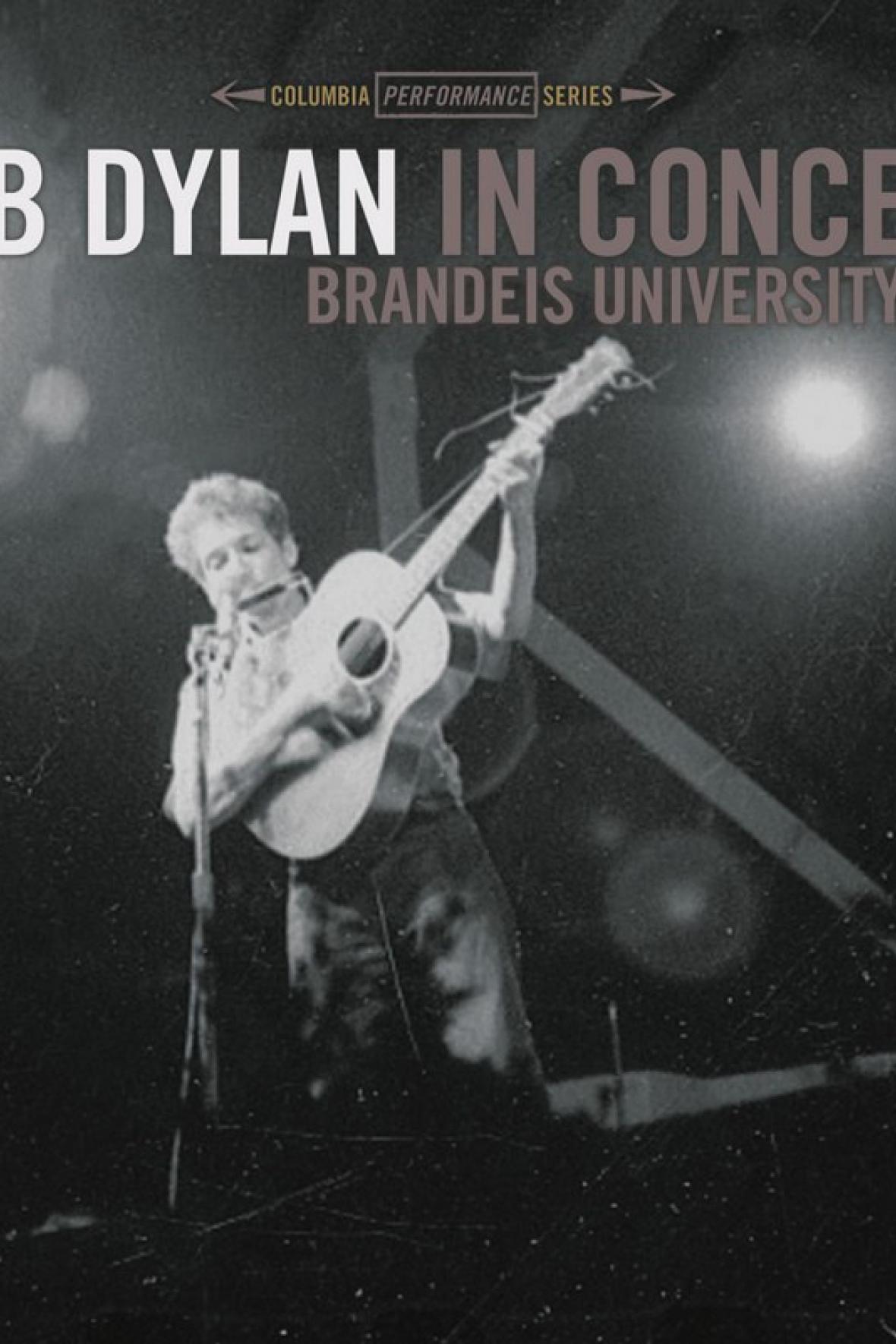 Přebal CD Brandeis University z roku 1963