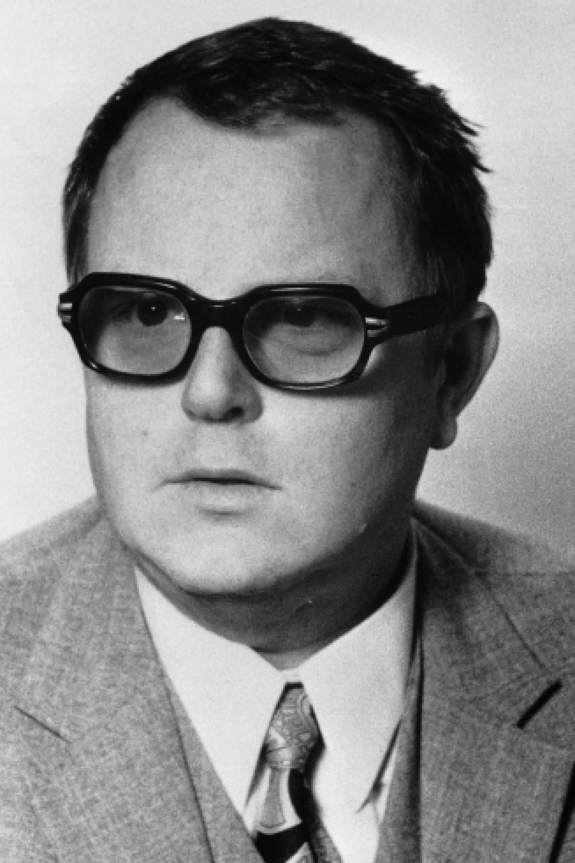 Hansjoachim Tiedge