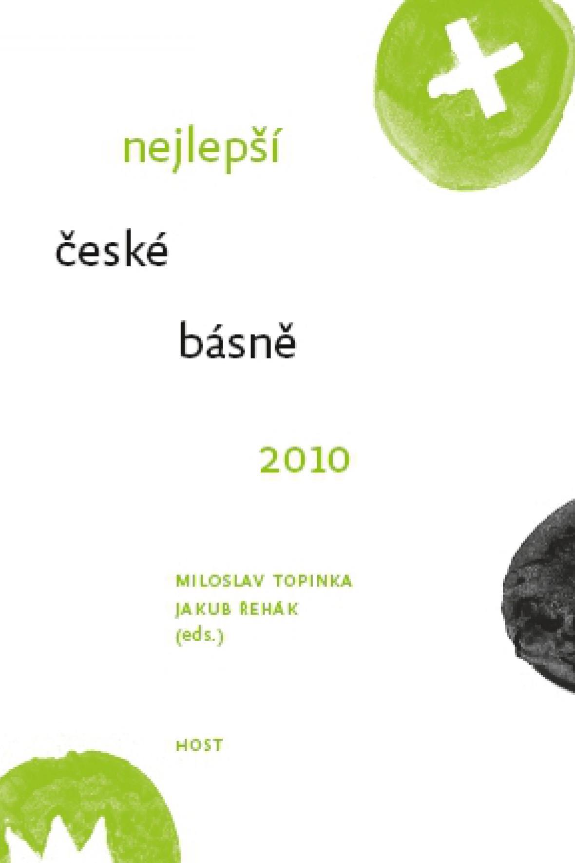 Nejlepší české básně 2010