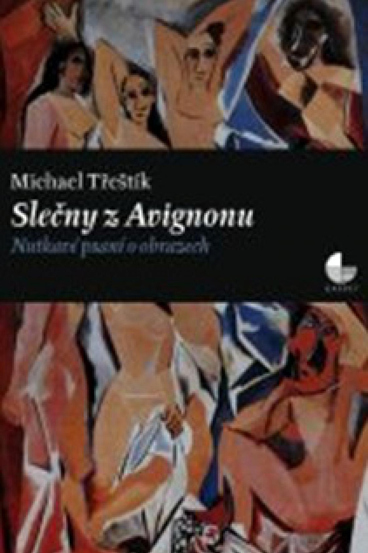 Přebal knihy Slečny z Avignonu