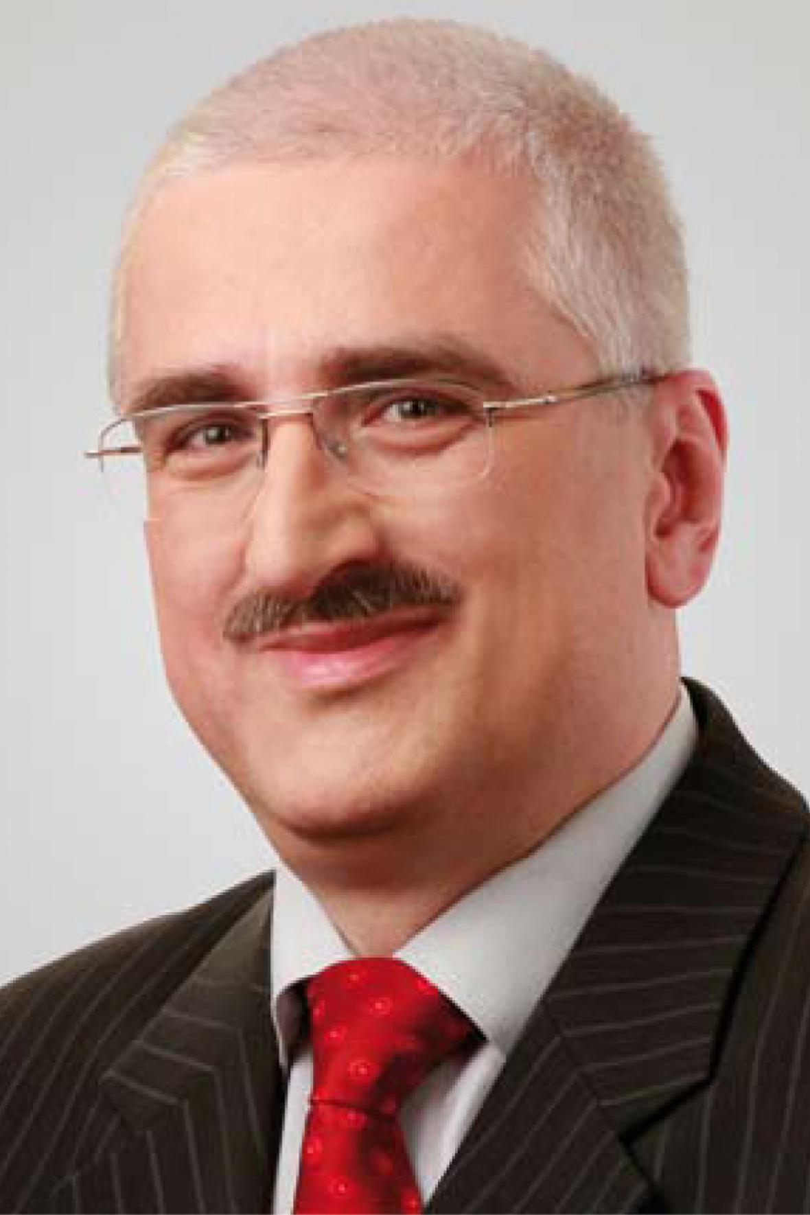 Senátor ČSSD Pavel Trpák