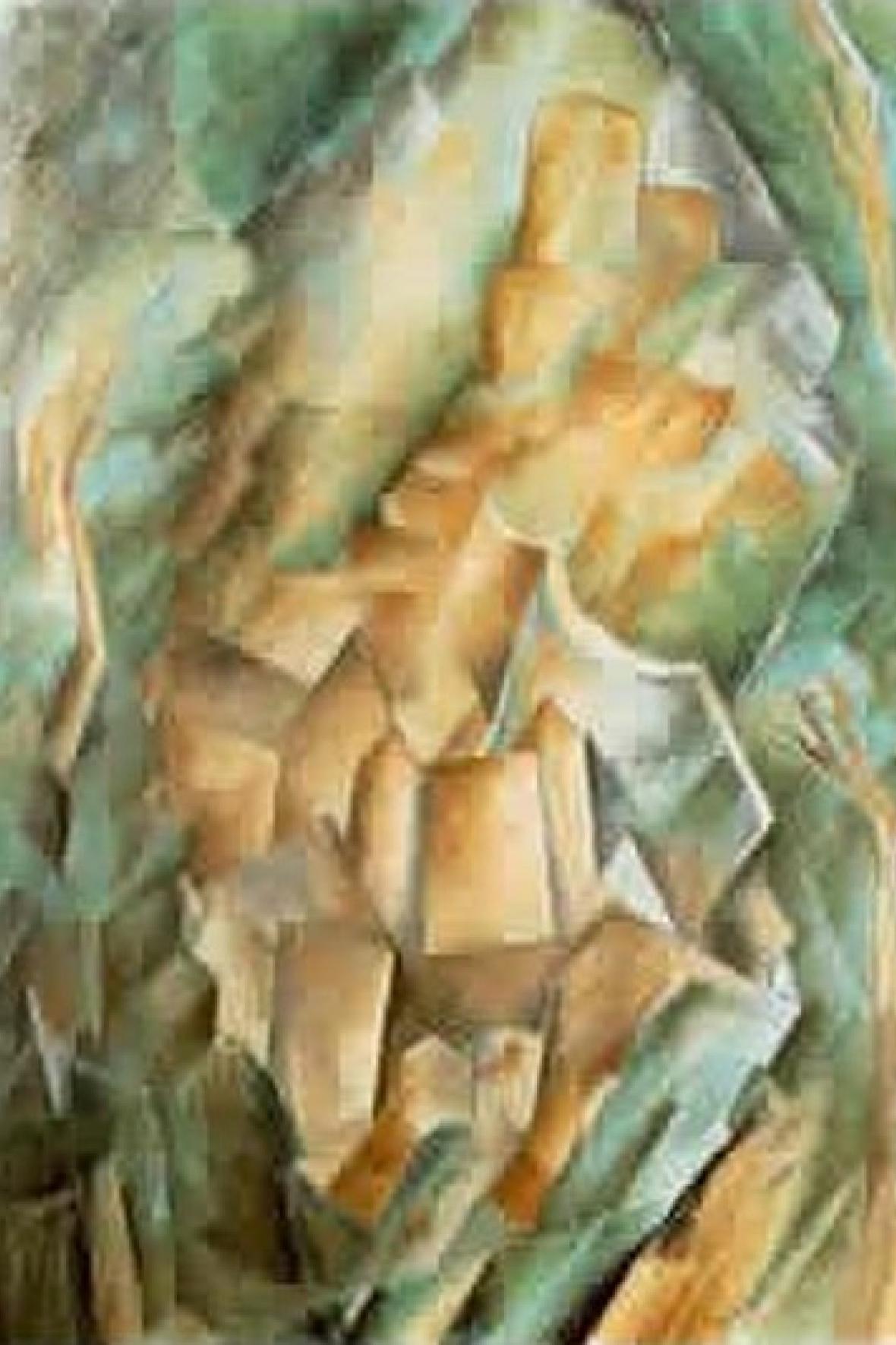 Georges Braque - La Roche-Guyon