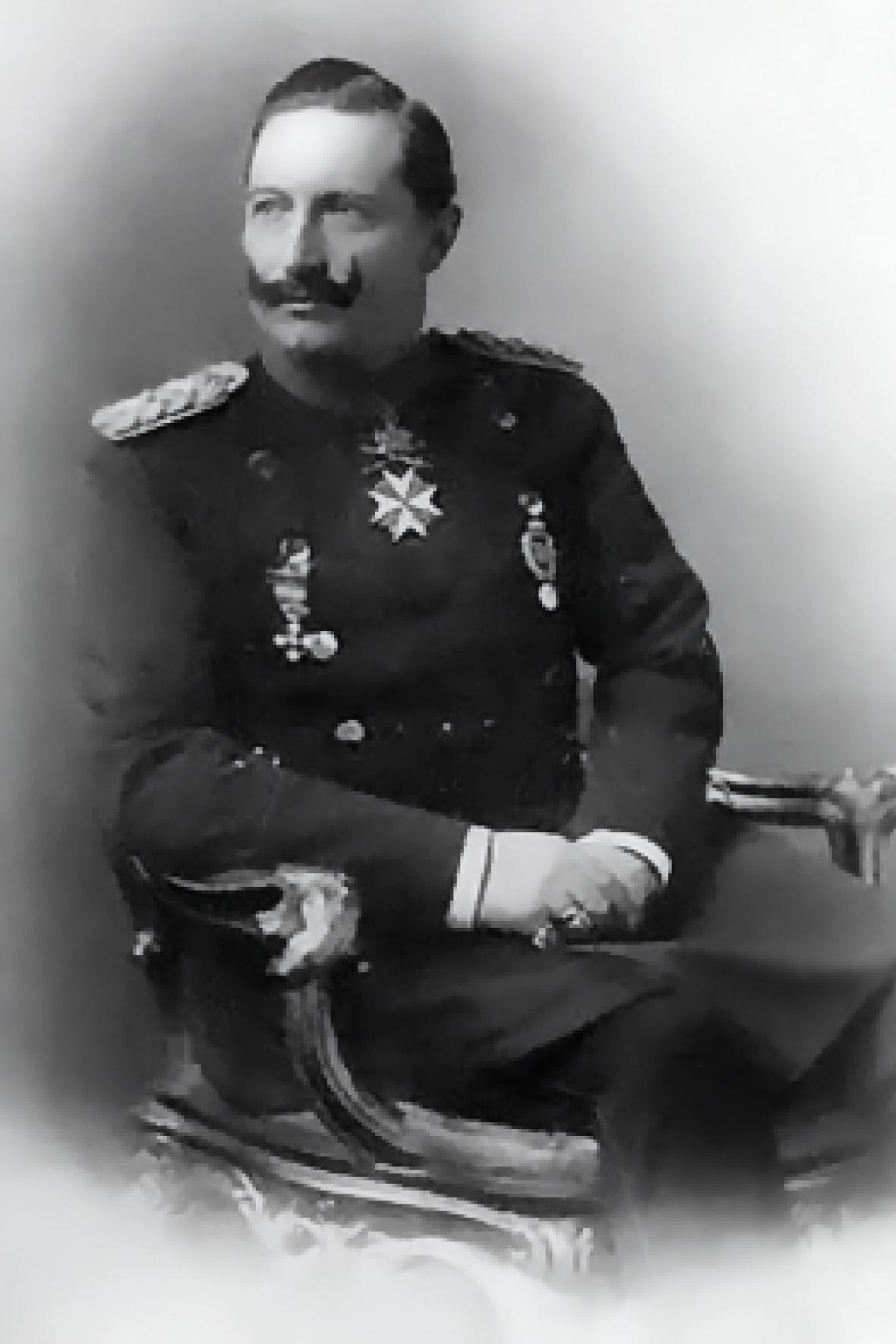 císař Vilém II.