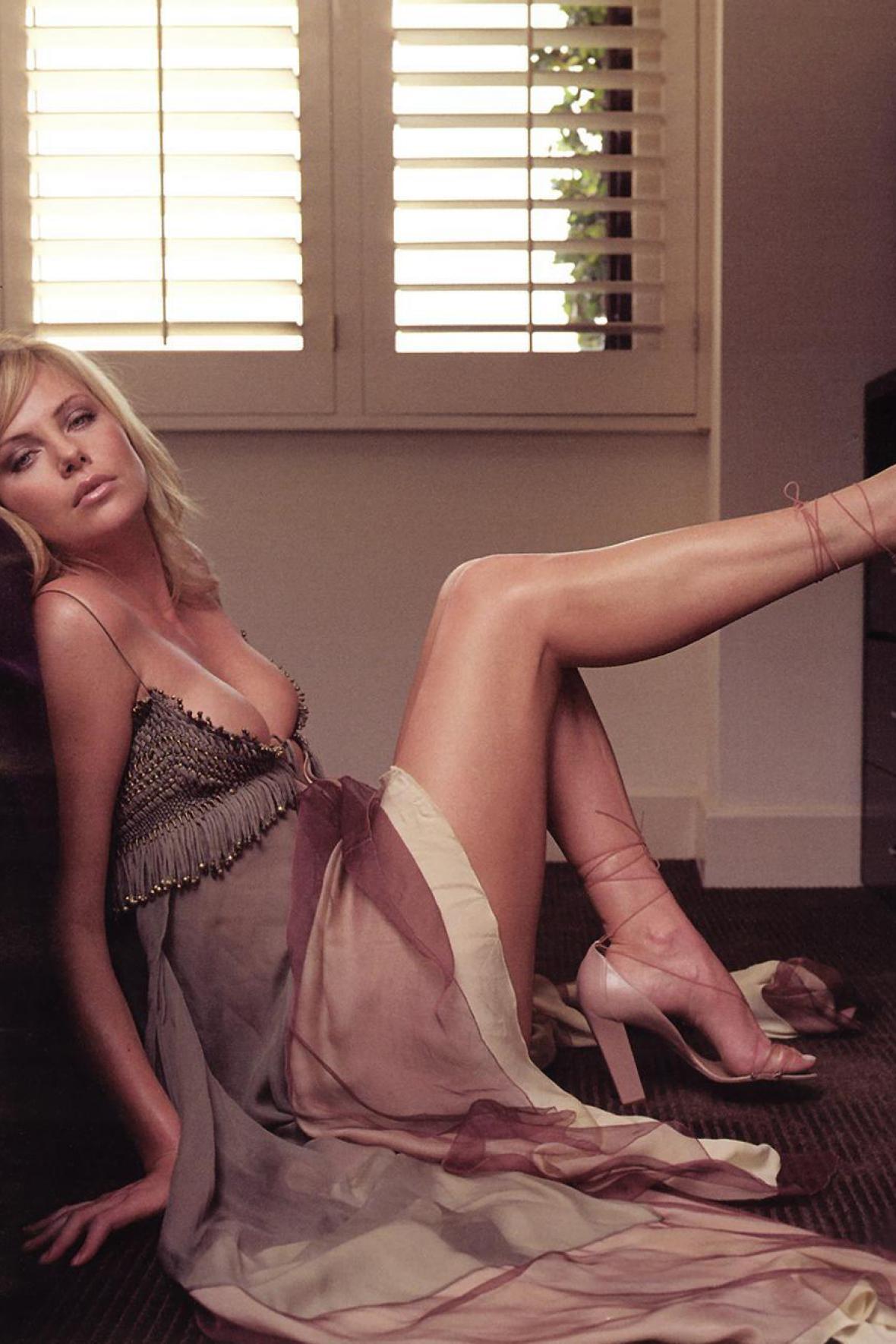 Charlize Theronová