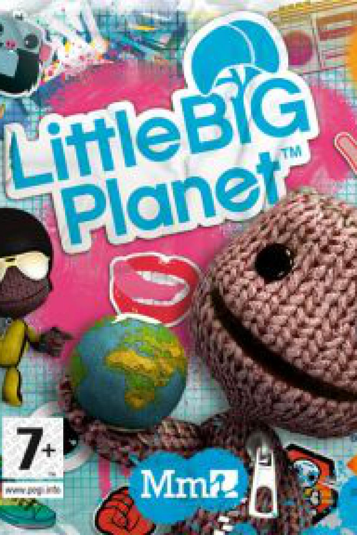 Videohra LittleBigPlanet