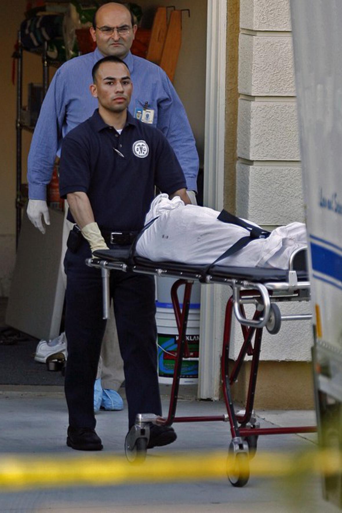 Jedna z obětí losangeleského střelce