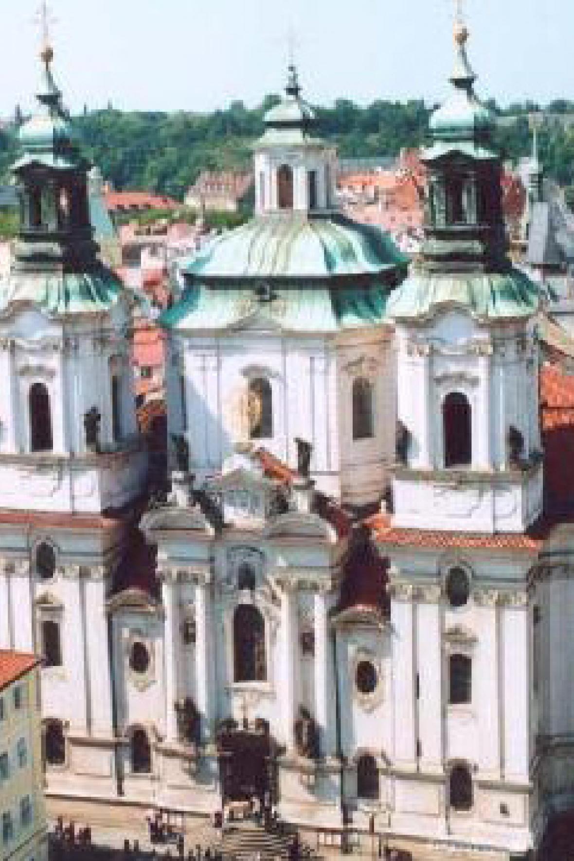 Chrám sv. Mikuláše v Praze