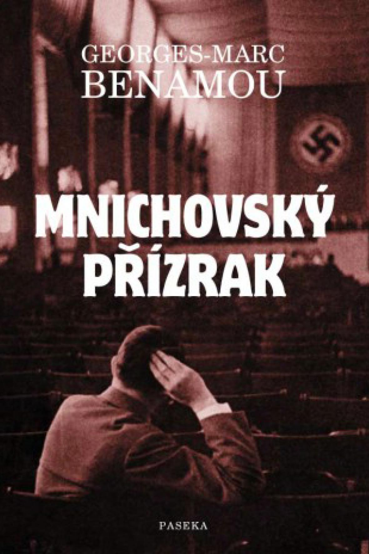 Obálka knihy Mnichovský přízrak