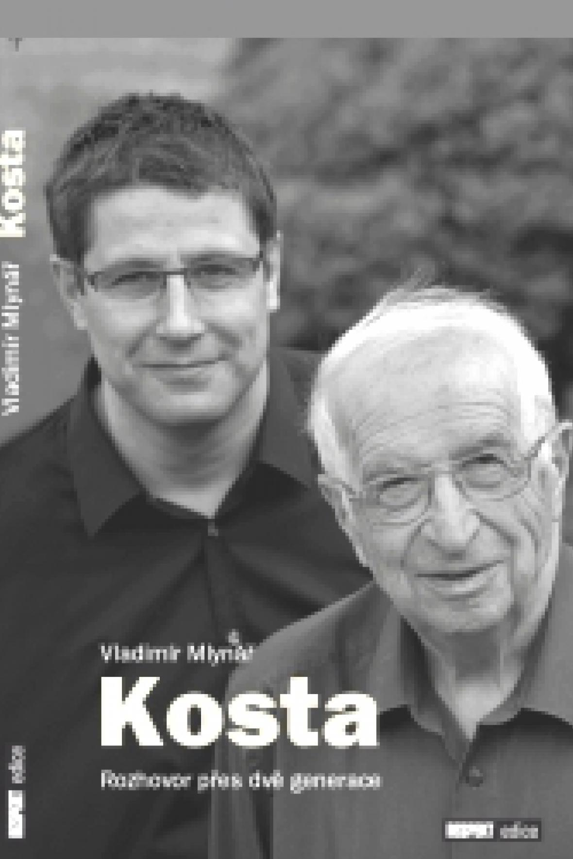 Obálka knihy Kosta - Rozhovor přes dvě generace