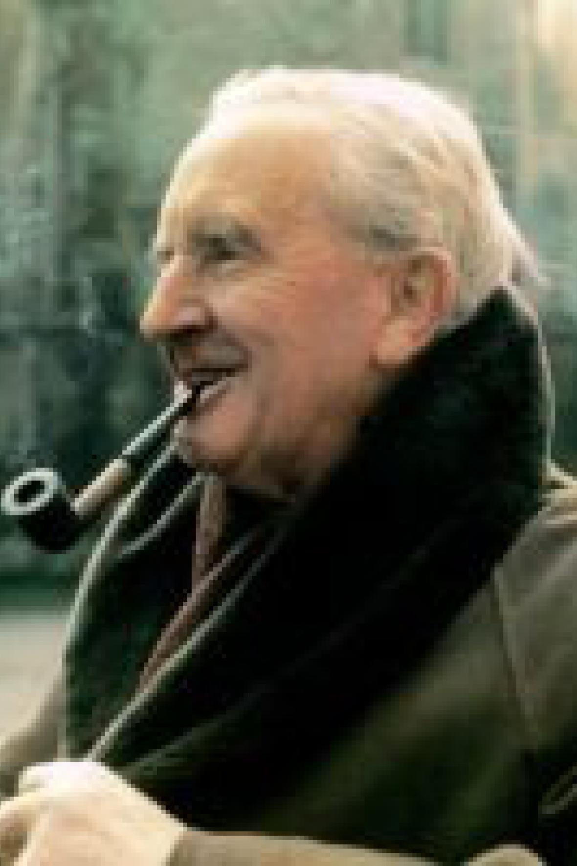 J. R. R .Tolkien