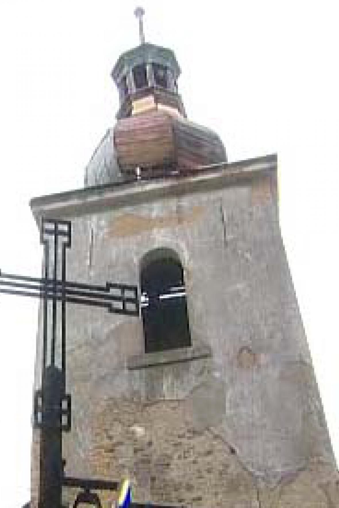Kostel na Karlovarsku