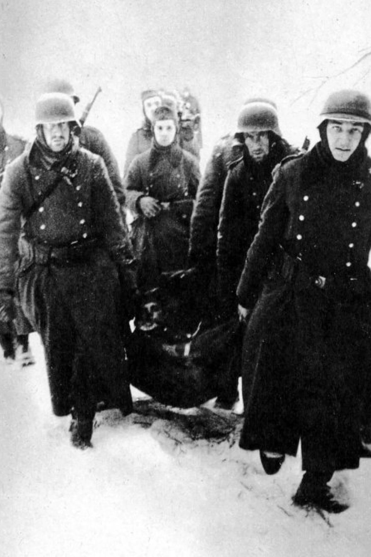Boje bitvy u Stalingradu