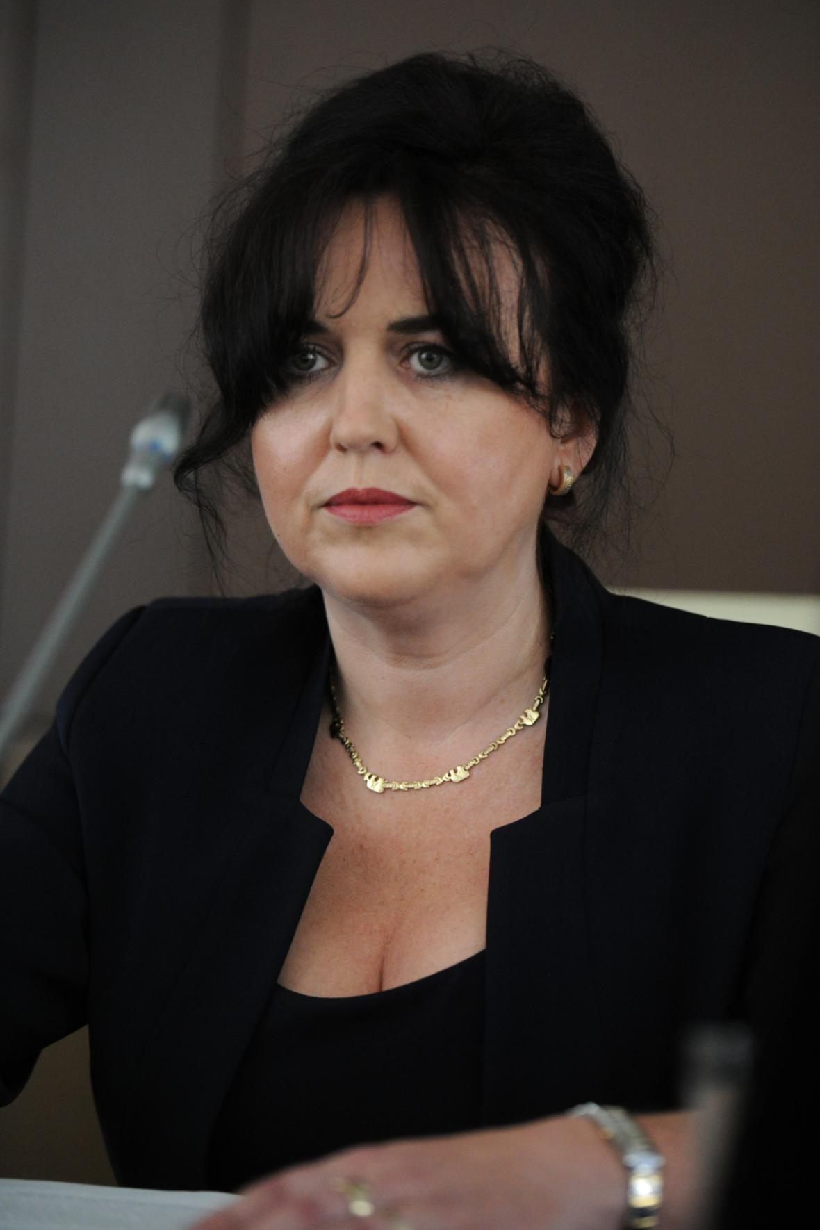 Nová primátorka Ústí nad Labem Věra Nechybová